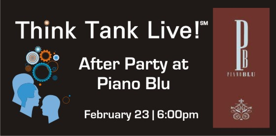Think Tank Live After Party at Piano Blu